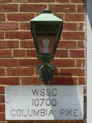 WSSC<br>10700<br>Columbia Pike image. Click for full size.