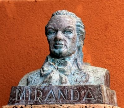 Francisco de Miranda (1750–1814) image. Click for full size.