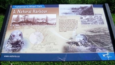 A Natural Harbour Marker image. Click for full size.