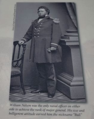"General William ""Bull"" Nelson image. Click for full size."