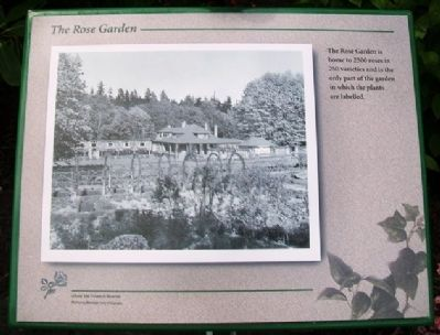 The Rose Garden Marker image. Click for full size.