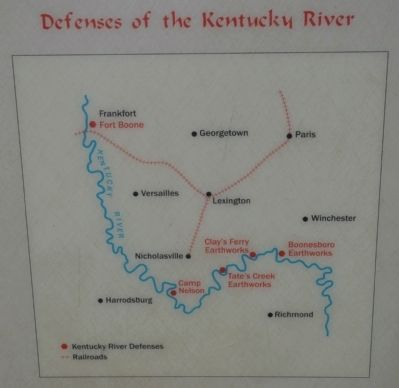 Defenses of the Kentucky River image. Click for full size.