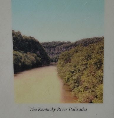 The Kentucky River Palisades image. Click for full size.