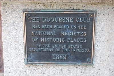 The Duquesne Club image. Click for full size.