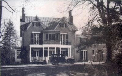 Blair Mansion: Silver Spring image. Click for full size.