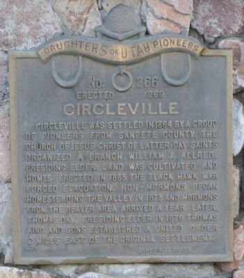 Circleville Marker image. Click for full size.