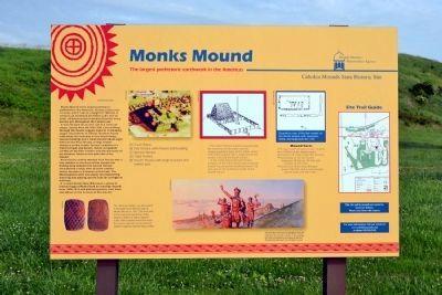 monks mound cahokia illinois