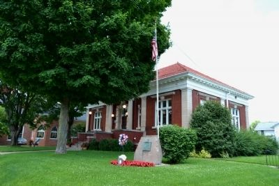Mendon Township Library image. Click for full size.