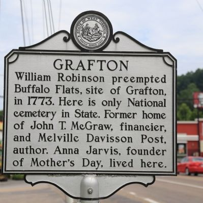 Grafton Marker image. Click for full size.
