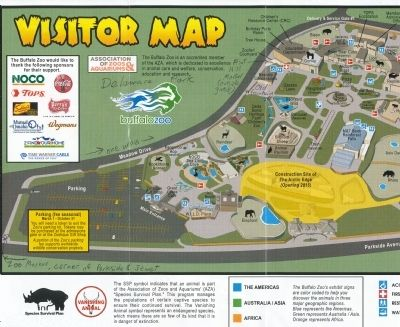 Map Buffalo Zoo Marker image. Click for full size.