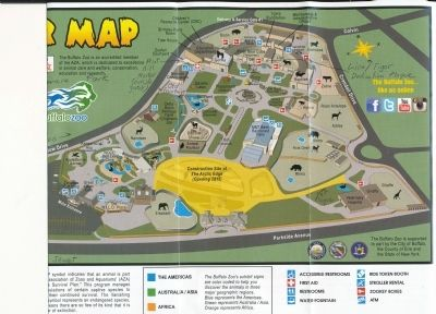 Map of Buffalo Zoo image. Click for full size.