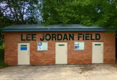 Lee Jordan Field Markers image. Click for full size.