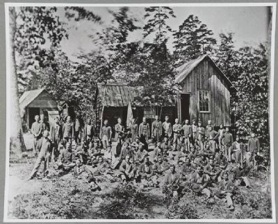 Group of 21st Michigan Infantry image. Click for full size.
