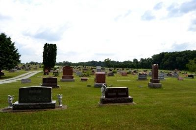 Mock Cemetery image. Click for full size.