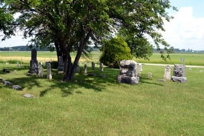 Brumbaugh Cemetery image. Click for full size.