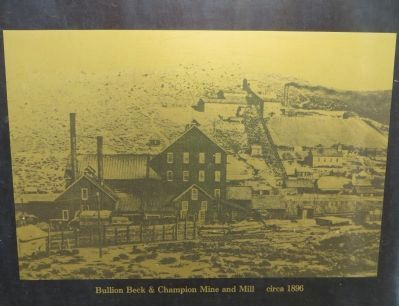Bullion Beck & Champion Mine and Mill image. Click for full size.
