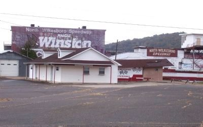 North Wilkesboro Speedway image. Click for full size.