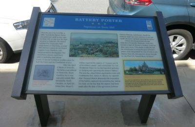 Battery Porter Marker image. Click for full size.