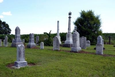 Hindel Cemetery image. Click for full size.