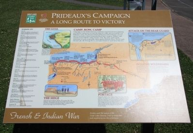Prideaux's Campaign Marker image. Click for full size.