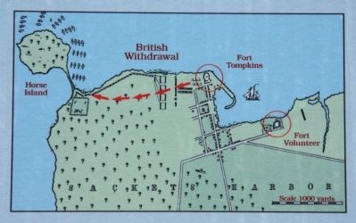 The British Withdrawal Marker image. Click for full size.