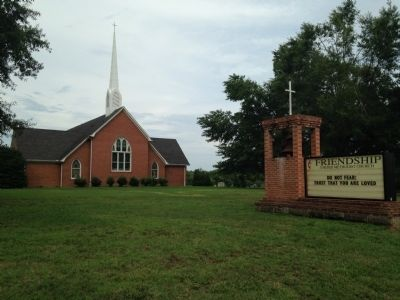 Friendship United Methodist Church image. Click for full size.
