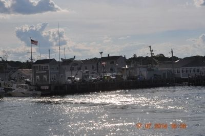 Plymouth Harbor Today image. Click for full size.