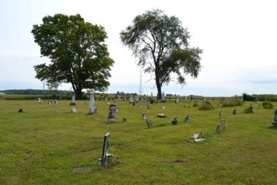 Salem Cemetery image. Click for full size.