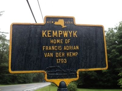 Kempwyk Marker image. Click for full size.