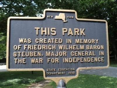 This Park Marker image. Click for full size.