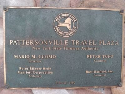 Pattersonville Travel Plaza image. Click for full size.