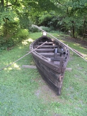 The Bateau at Herkimer Home image. Click for full size.