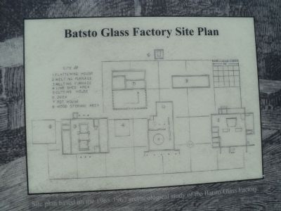Glass Factory Site Plan image. Click for full size.