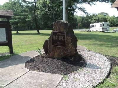 Privateers Marker (Restored) Photo, Click for full size