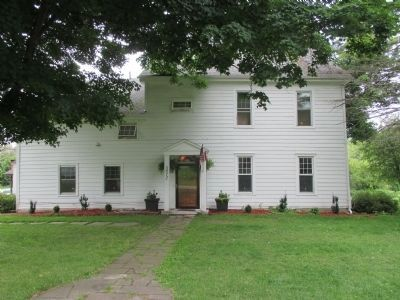 Oldest House in Steuben County image. Click for full size.