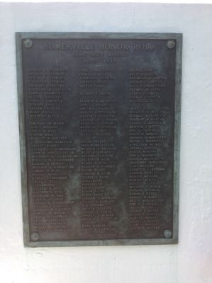 Northward facing plaque image. Click for full size.