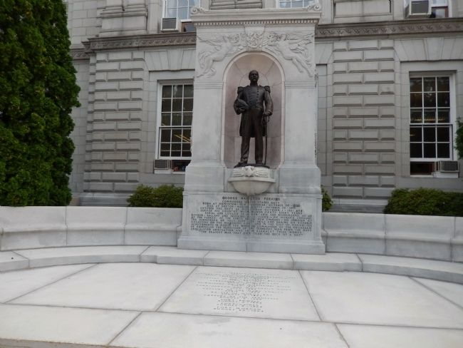 George Hamilton Perkins Statue image. Click for full size.