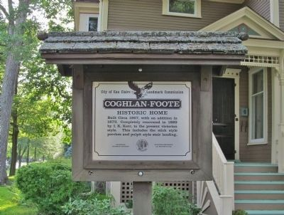 Coghlan-Foote Marker image. Click for full size.