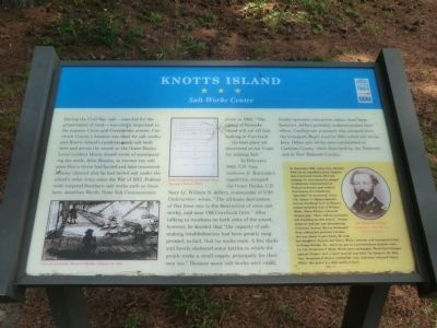 Knotts Island Marker image. Click for full size.