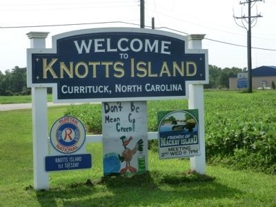 Knotts Island image. Click for full size.