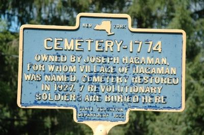 Cemetery 1774 Marker image. Click for full size.