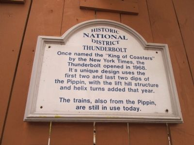 Thunderbolt Marker image. Click for full size.