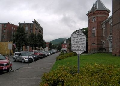 Wide view of the Hinton Marker image. Click for full size.