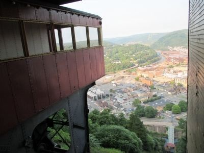 Johnstown Inclined Plane Car image. Click for full size.