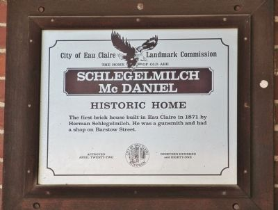 Schlegelmilch McDaniel Marker image. Click for full size.