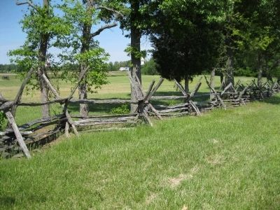 The Split-Rail Fence image. Click for full size.