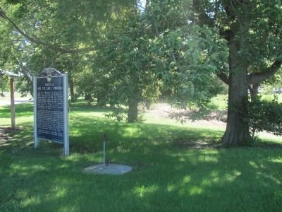 Osceola And The Early Pioneers Marker image. Click for full size.