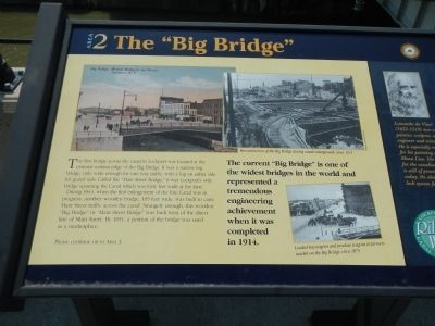 "The ""Big Bridge"" Marker image. Click for full size."