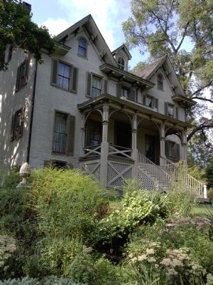 Centre Furnace Mansion image. Click for full size.