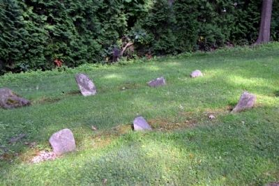 Grave Field Stones image. Click for full size.